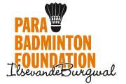 Para-Badminton Foundation Ilse van de Burgwal